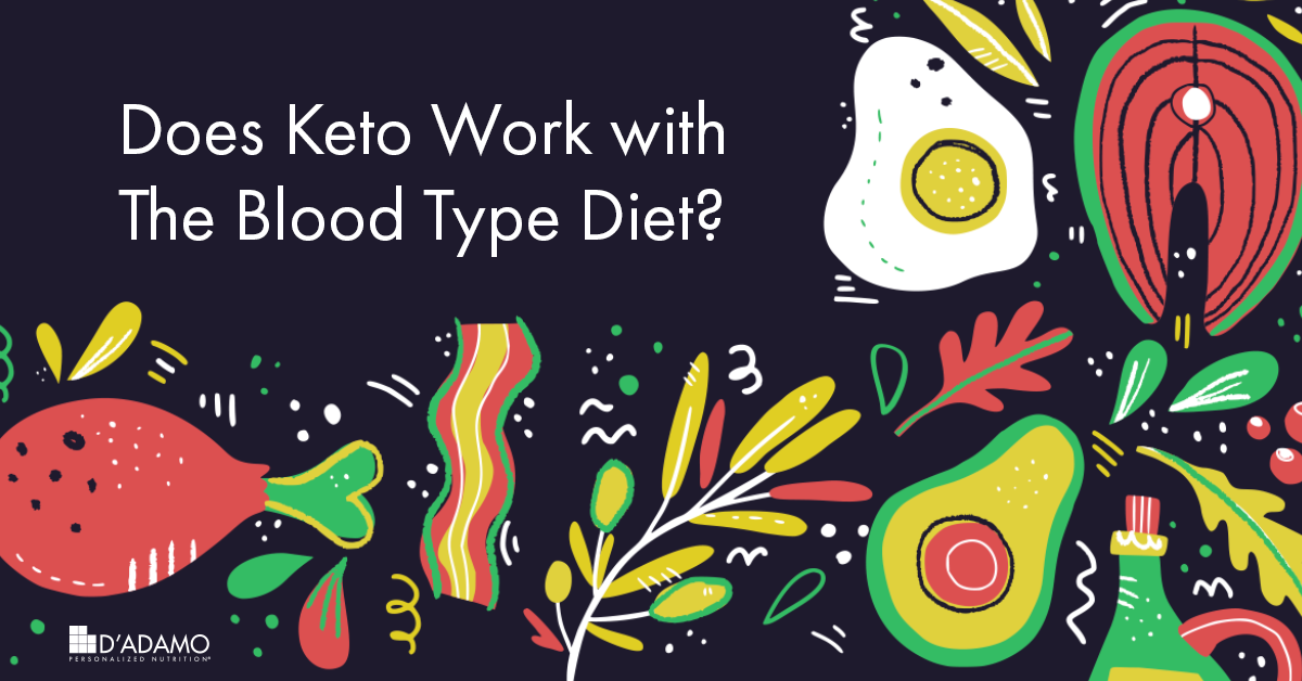 Does Keto Work with The Blood Type Diet?