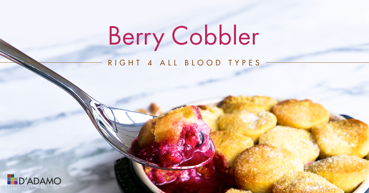 Berry Cobbler - Right 4 All Types